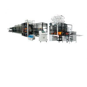 Two Stations Thermoforming Machine