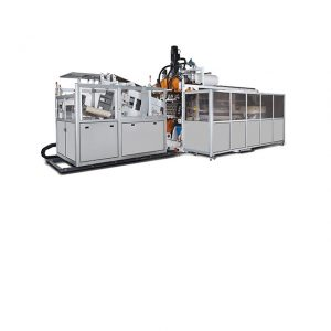 Tilting Thermoforming Machine