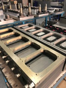 Thermoforming mold