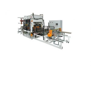 Contact Heating Thermoforming Machine