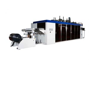 Multi Station Thermoforming Machine